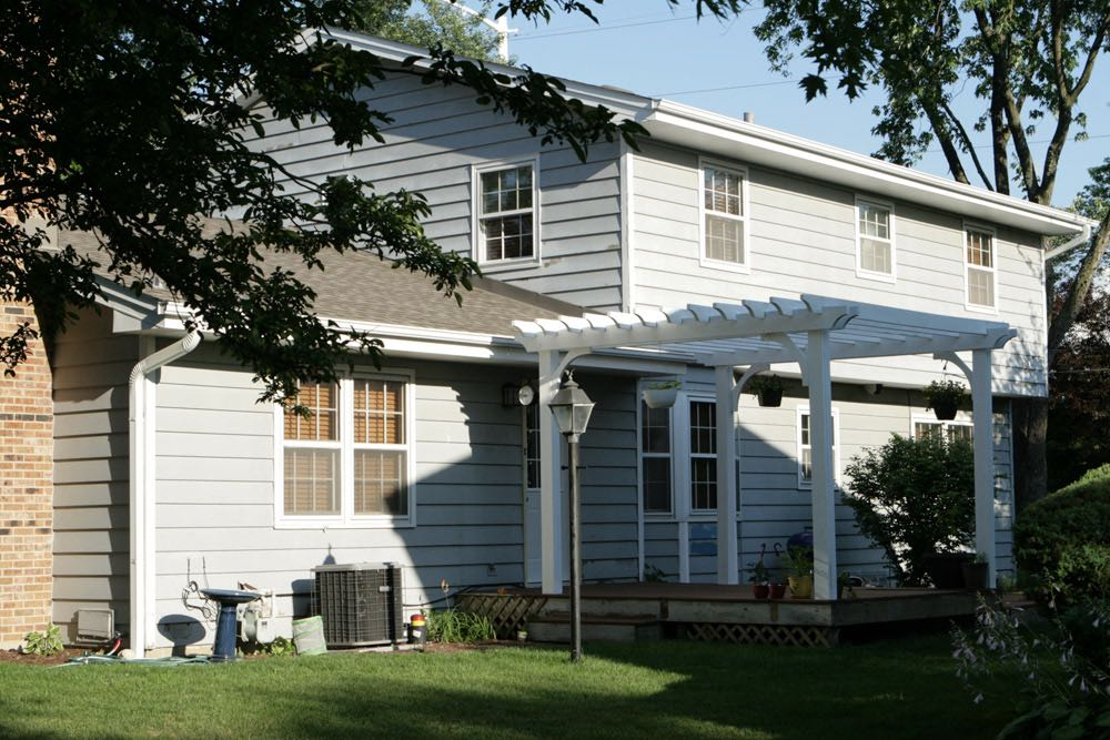 Naperville Residential Exterior Painting Gallery 06 Naperville Commercial Residential Painting