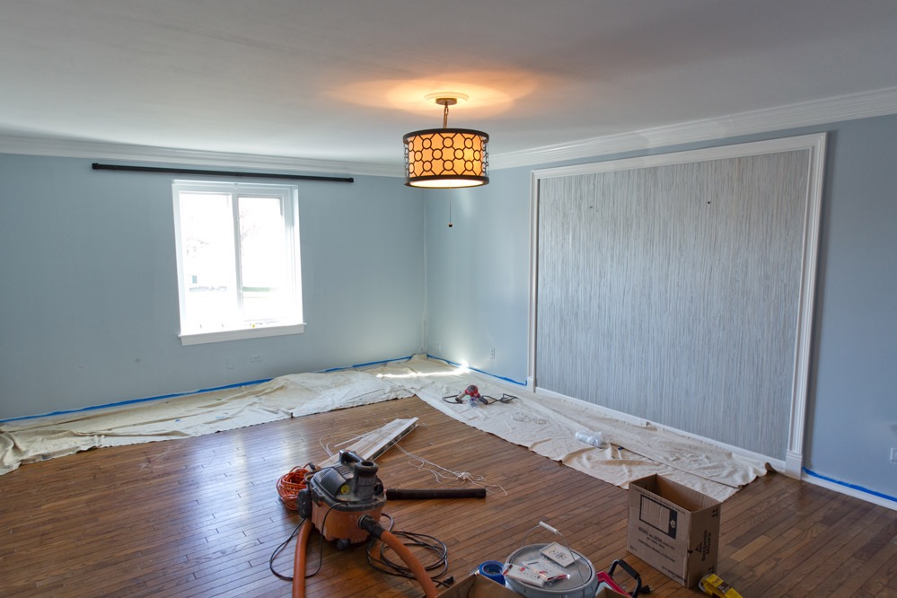 Naperville Residential Interior Home Painting Modaff After